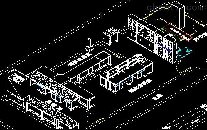 番禺仪器分析实验室边台规划
