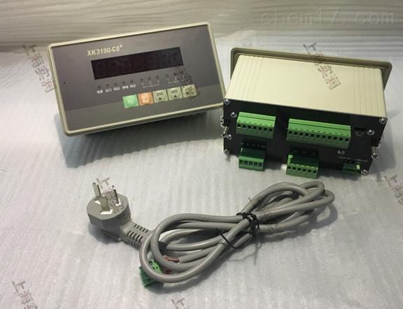 XK3190-C8+称重显示器(上海耀华品牌)