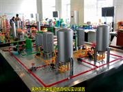 JY-SY04天然气开采集输仿真模拟实训装置