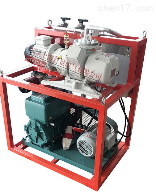 上海普景电气SF6气体回收装置 电力承修三级