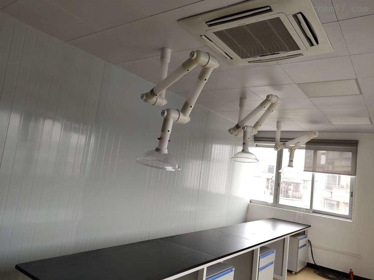 番禺区食品厂烘烤室通排风系统工程