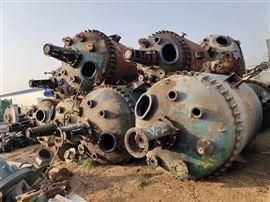 长期大量供应二手不锈钢反应釜