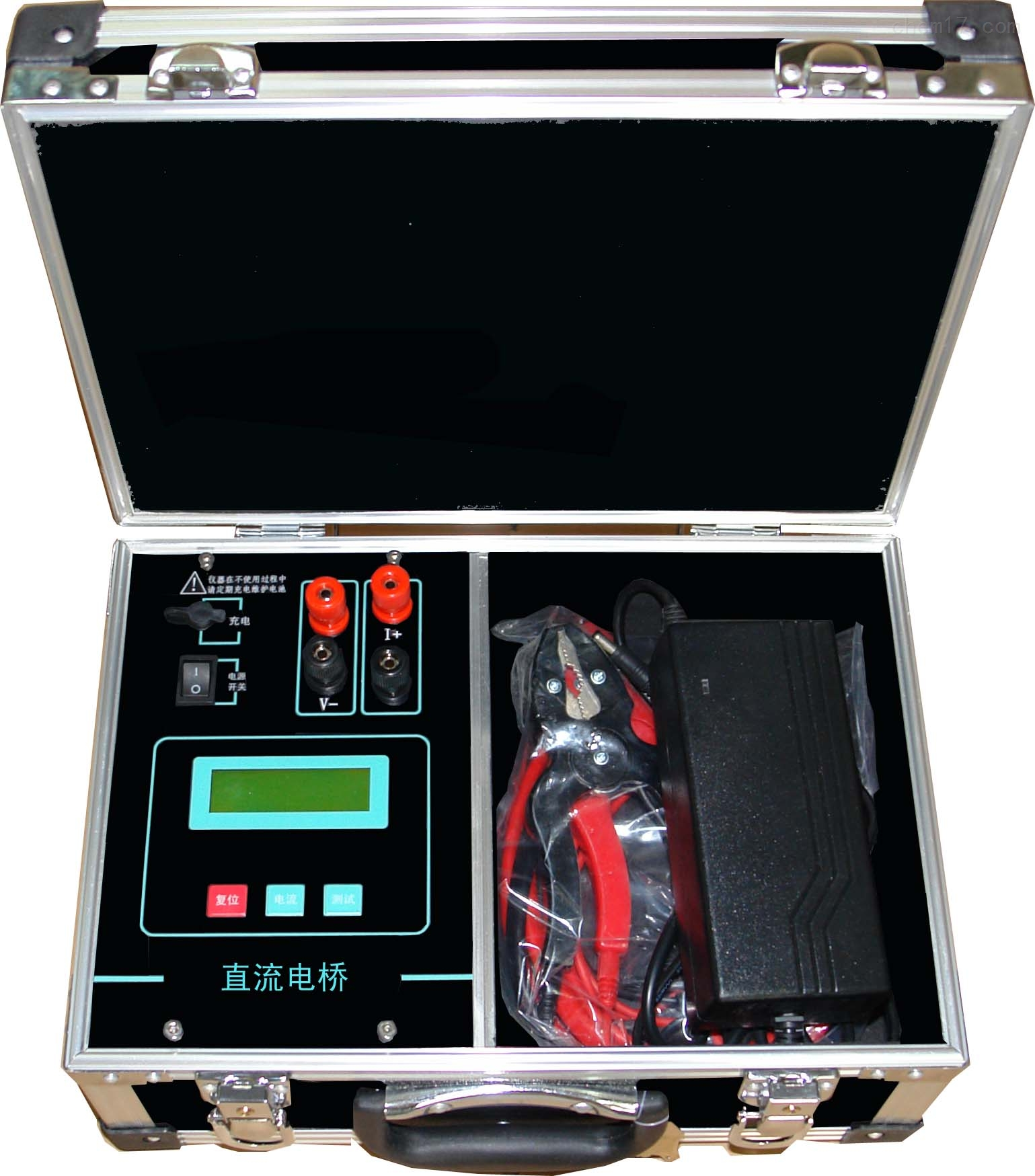 ZGY-3变压器绕组直流电阻测试仪