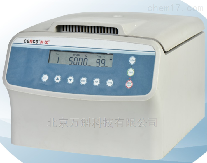 L600-A 台式低速自动平衡离心机