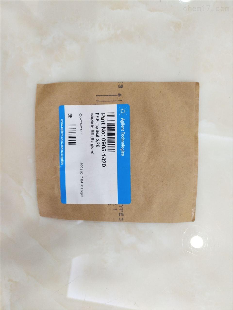 0905-1420安捷伦0905-1420PE 泵密封垫,2/包