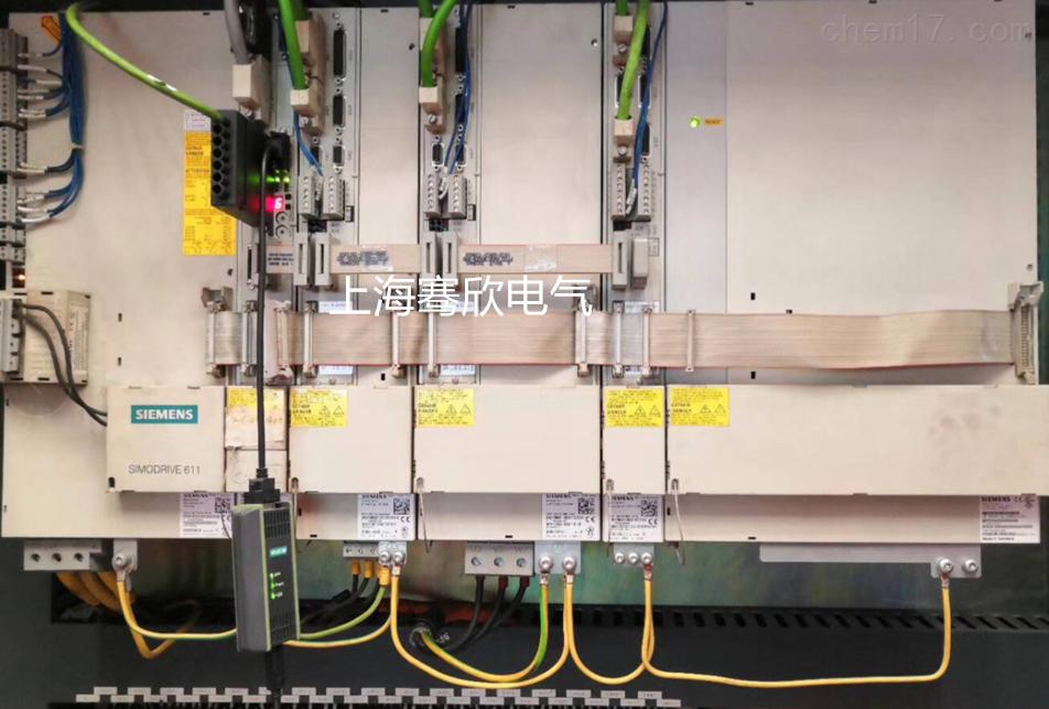 西门子840D床子报警驱动未就绪系统修理