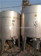 长期低价供应二手不锈钢发酵罐