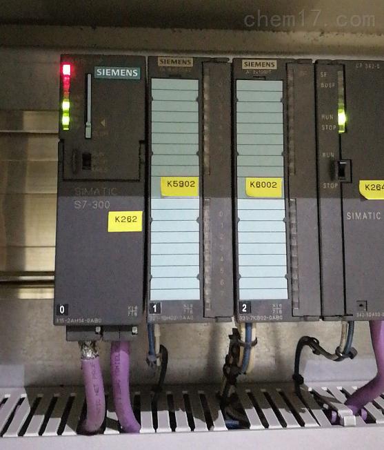 西门子S7-300CPU模块售后维修诊断