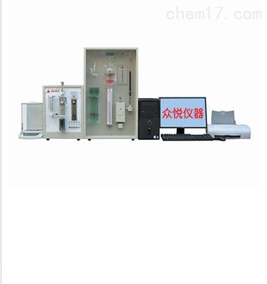 ZY-CS4D型电脑碳硫分析仪