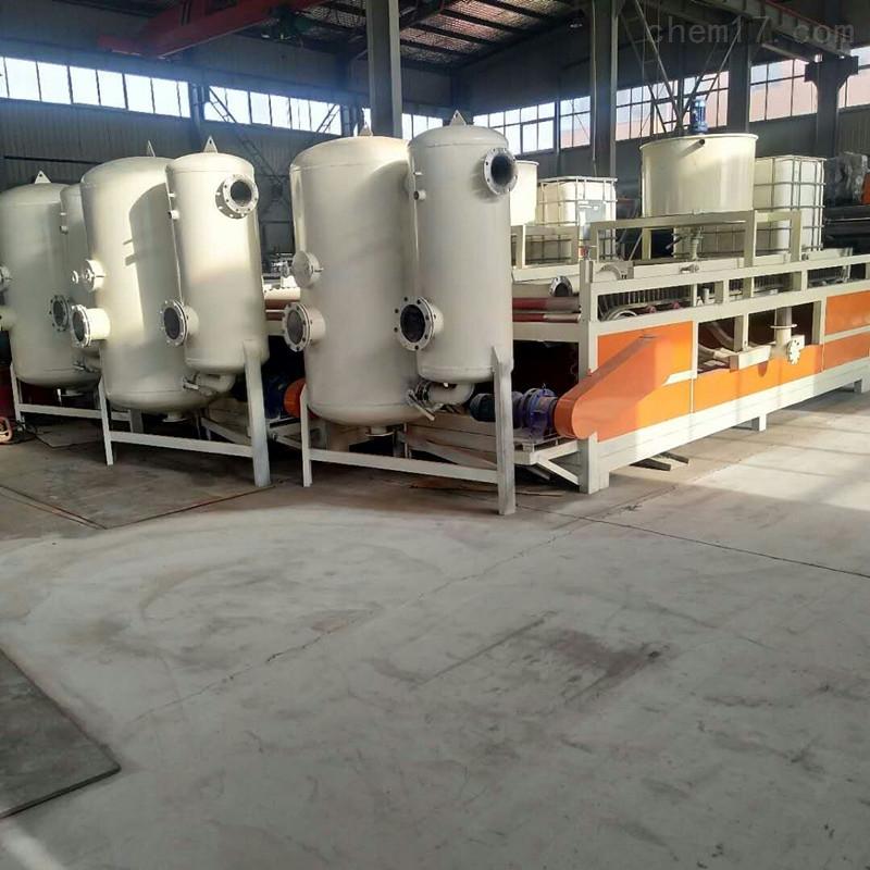 A级硅质聚合物聚苯板设备厂家