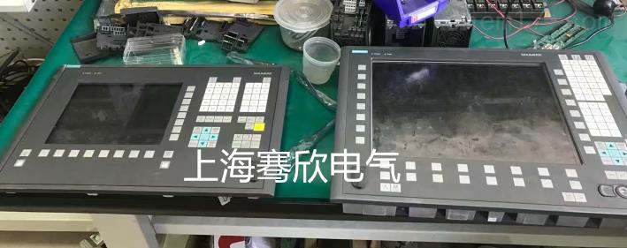 西门子数控系统面板按键不起作用修理