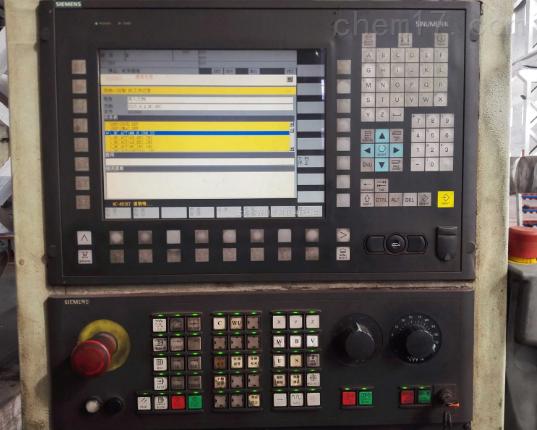 龙门铣西门子840D机械硬件坏(维修与检测)