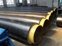 DN400热力管道蒸汽输送聚氨酯保温管介绍