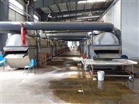 1.5*8米转让二手蘑菇烘干1.5*8米振动流化床干燥机