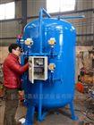 PLC控制石英砂过滤器结构介绍