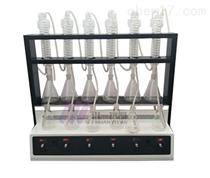 多功能蒸馏器CYZL-6C一体化蒸馏仪