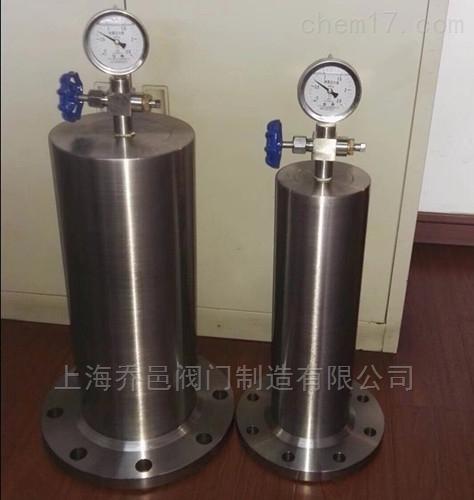 水錘消除器SG9000活塞式水錘吸納器