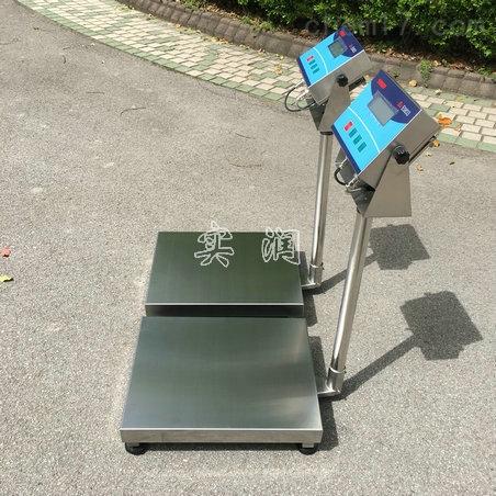 清晰易读60kg防爆台称,75千克电子防暴秤