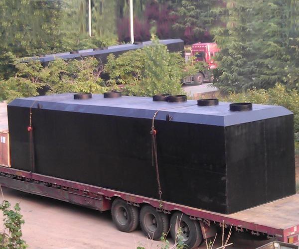 陕西100吨屠宰污水一体化设备生产厂家