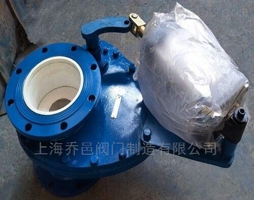 气动陶瓷摆动式进料阀