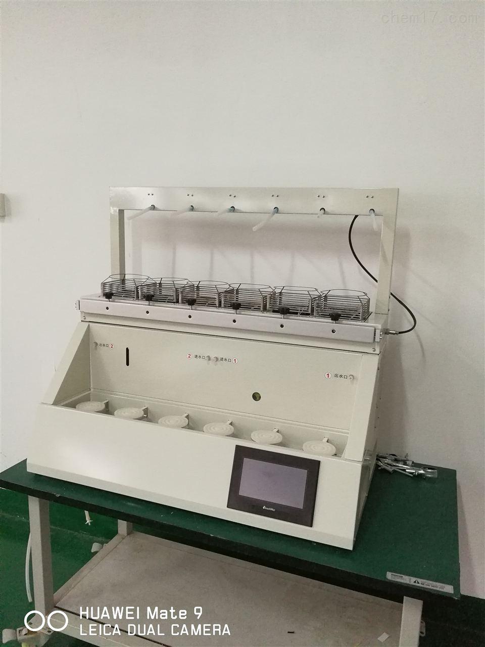 北京智能一体化蒸馏仪CYZL-6挥发酚蒸馏器