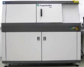 德国Fraunhofer植物CT成像系统