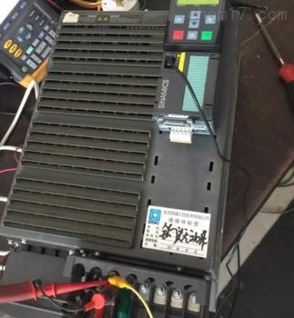 西门子变频器G120没输出电压/模块坏修理