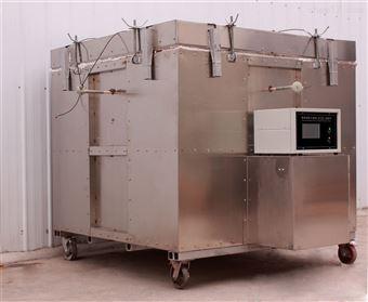 全新標準的試驗爐鋼結構防火涂料隔熱效率及耐火極限試驗爐