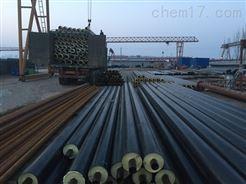 高密度聚乙烯预制直埋保温管