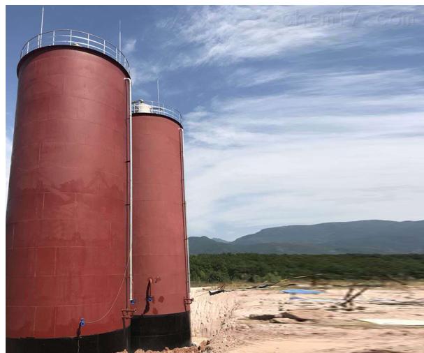 上海食品污水处理设备IC厌氧反应器厂家