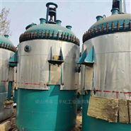 常年回收二手闲置不锈钢电加热反应釜