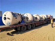 榆林常年供应二手15立方搪瓷反应釜
