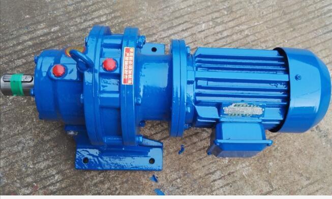 泰兴:BWD8-87-18.5KW摆线减速机