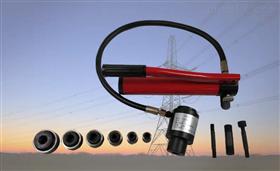 0~120mm油压分离式穿孔工具 承装三级 电气