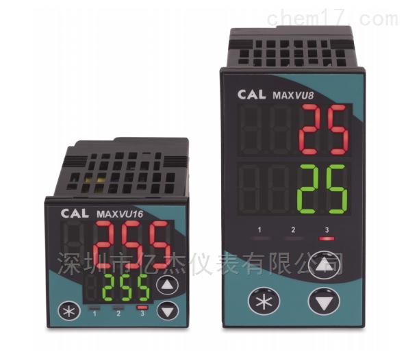 英国CAL MAXVU16温度和过程控制器