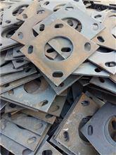 方形钢板件方形钢板件冲压异形件定做各种法兰件