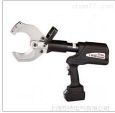 上海旺徐DYJ-85A电动液压线缆剪
