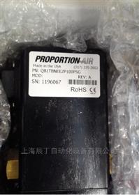 美国PROPORTION-AIR DQB1系列压力控制阀