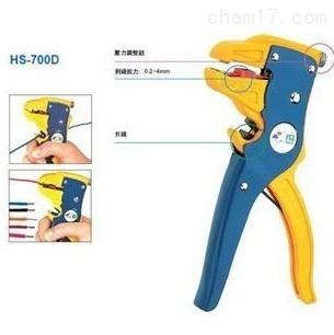 上海旺徐HS-700D 自动剥线钳