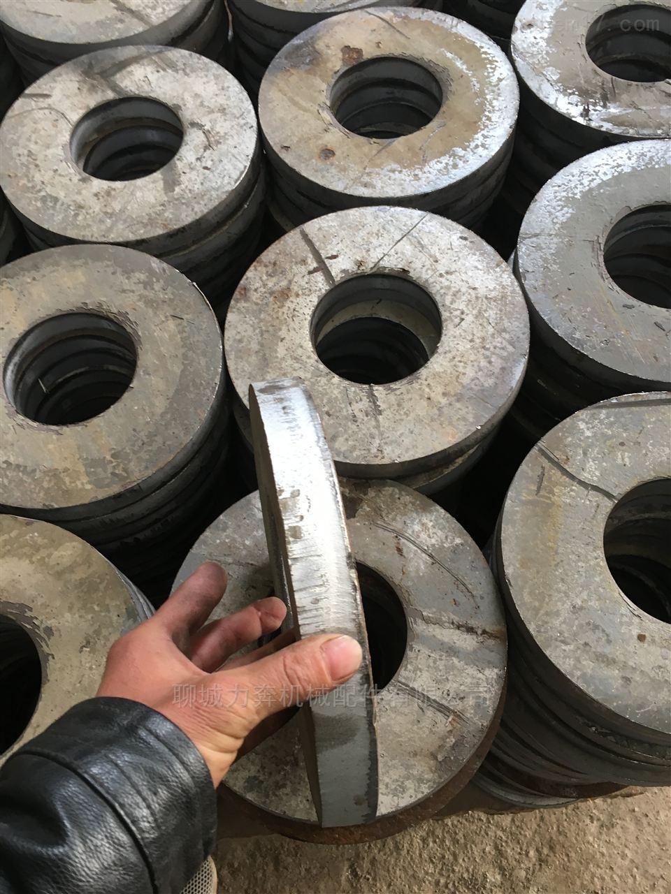 平焊法兰毛坯-山东碳钢法兰毛坯厂家 冲压法兰异形件厂家