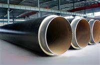 DN600直埋式聚氨酯保温管热力管网优化节能