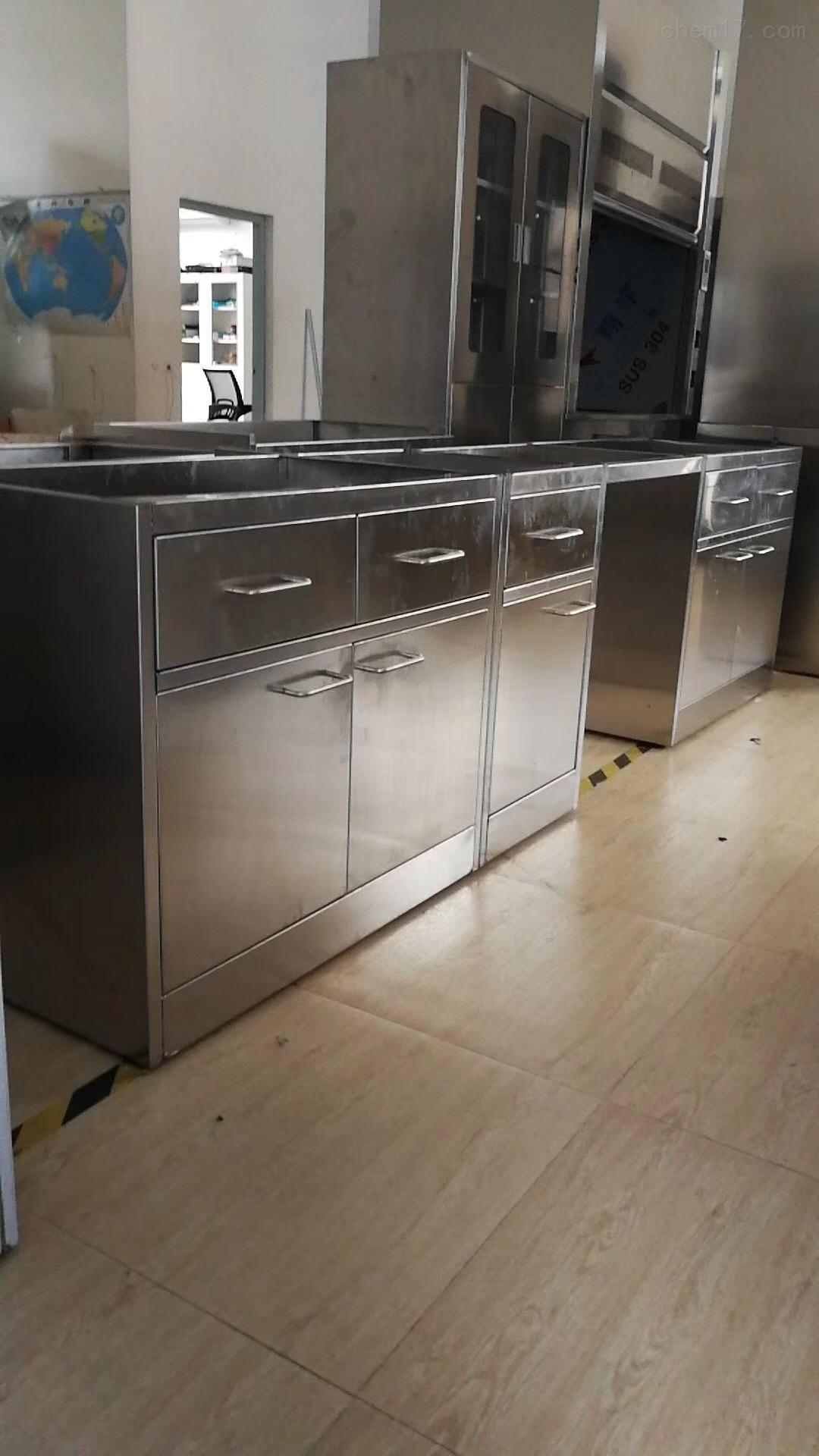 福州不锈钢实验室家具实验边台