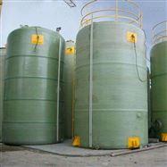 高价回收直径3.5米立式60立方玻璃钢储水罐
