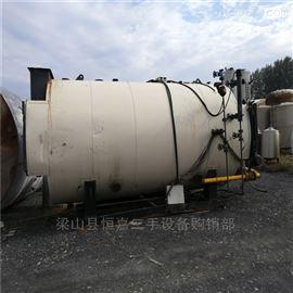 2吨衡水特价出售二手卧式燃气蒸汽锅炉