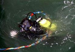 潜水员打捞队