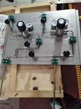 气路安装实验室气路GCE减压器安装