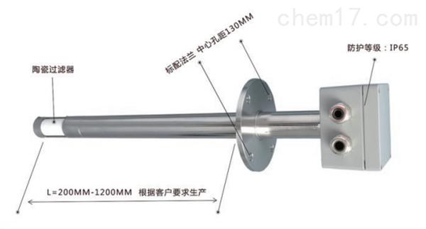 氧化鋯氧量表分析儀