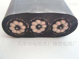 YBP铜丝屏蔽扁电缆