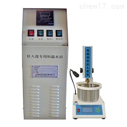 LA-10恒溫自動瀝青針入度儀
