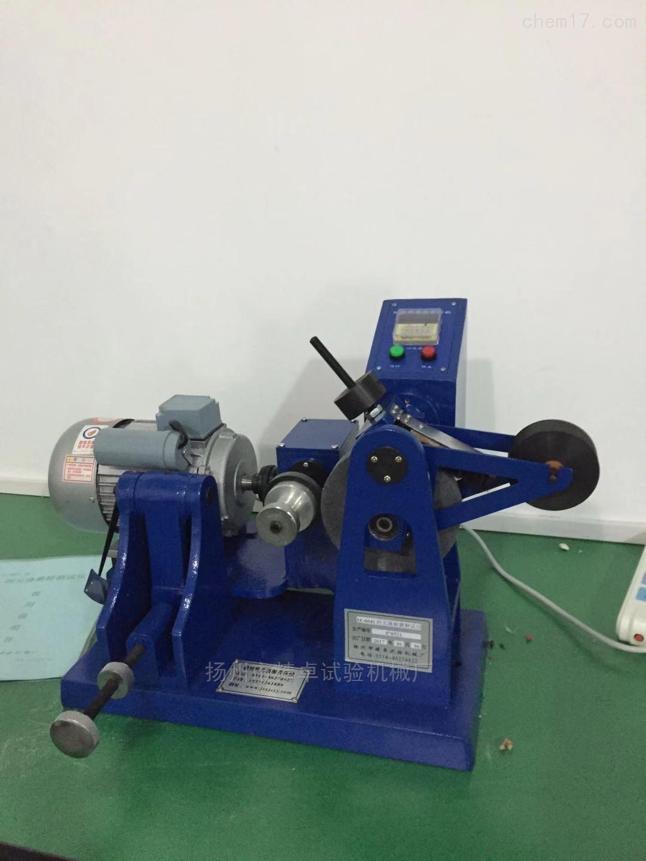 磨耗机阿克隆磨耗机 辊筒式磨耗机 汽车密封条磨耗机